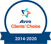Avvo Client's Choice 2014-2020