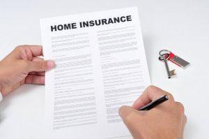 Homeowner Insurance Paperwork