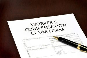 Workers comp claim form in Fort Lauderdale