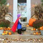 avoiding halloween accidents
