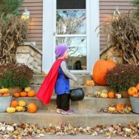avoiding halloween accidents